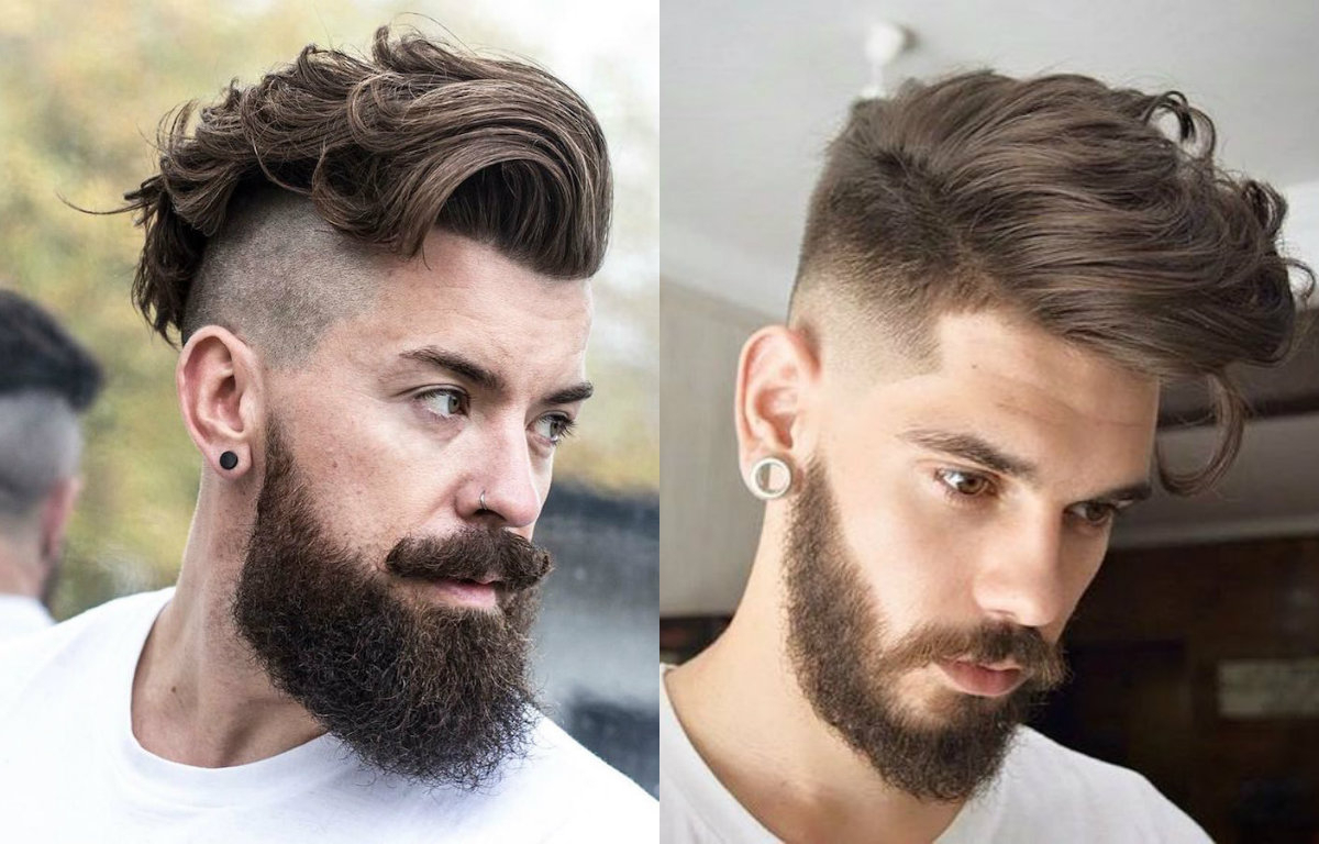 Undercut Hairstyles For Men To Try In 2018   Mens Haircuts Trends Within Undercut Hairstyles For Curly Hair (View 9 of 25)