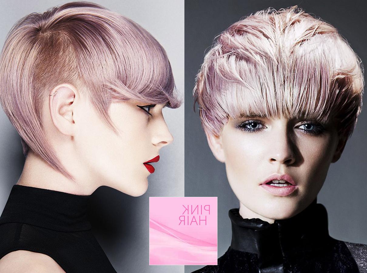 Unique Cute Fall Hair Colors For Short Hair Alwaysdc Regarding Cute Color For Short Hair (View 11 of 25)