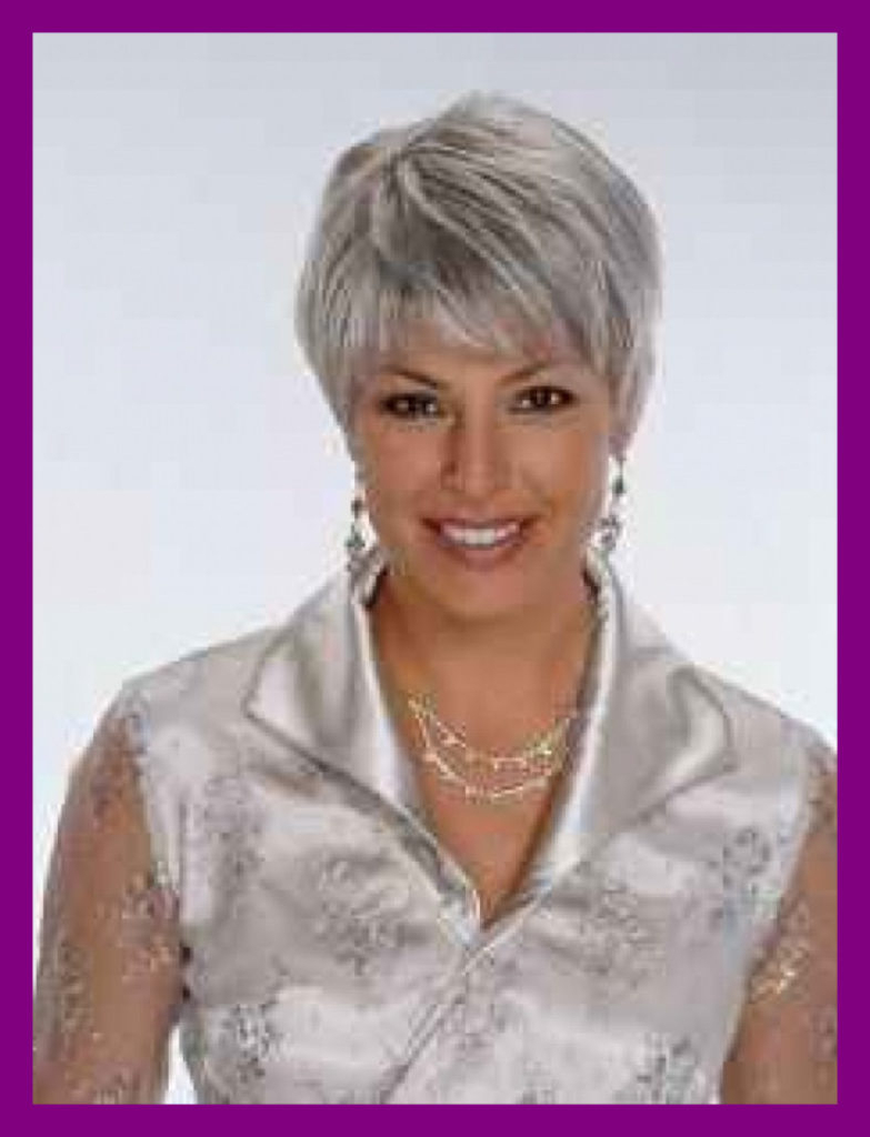Unique Hairstyles For Mature Women – Nikerell With Mature Short Hairstyles (View 18 of 25)