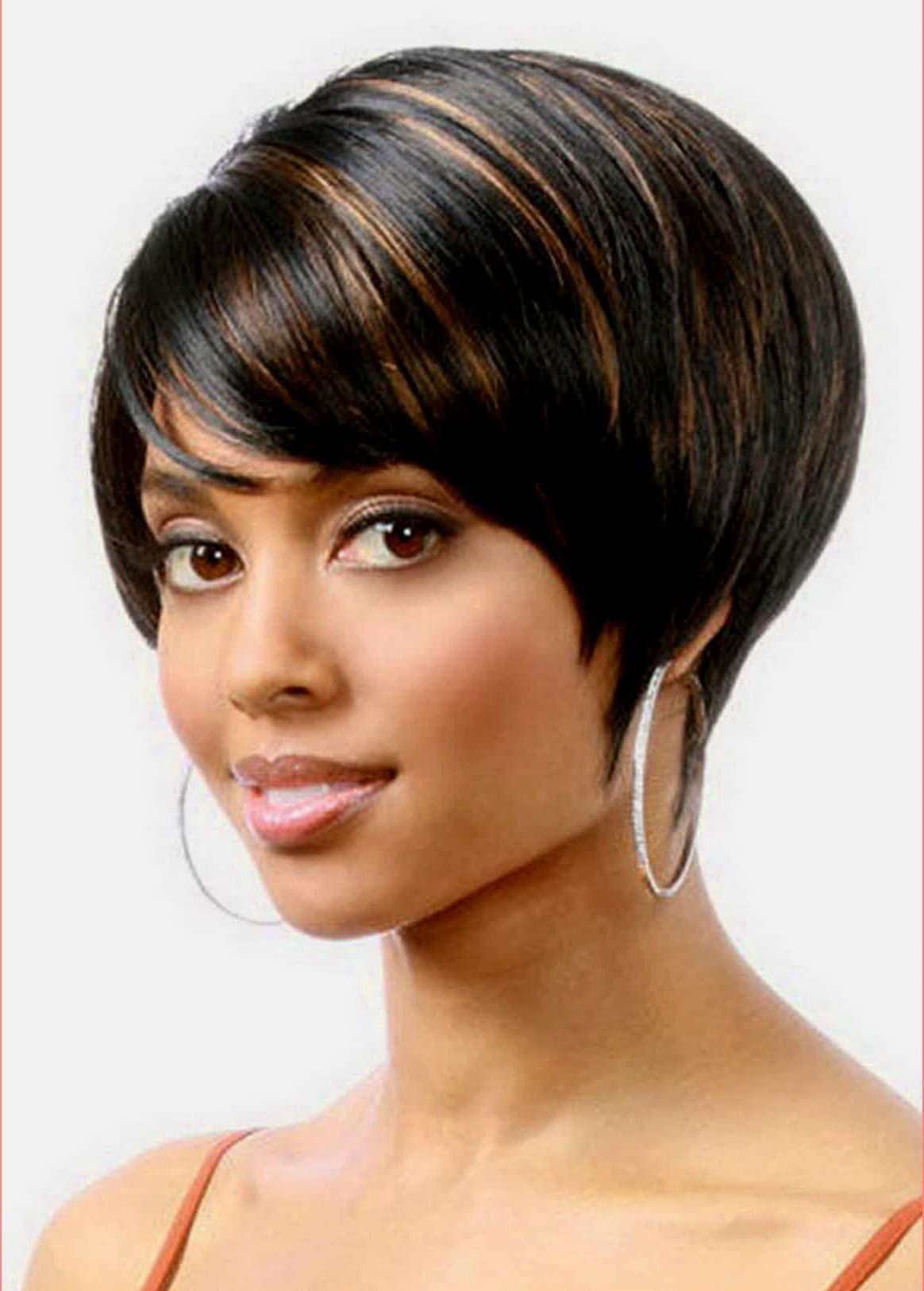 Unique Hairstyles Short Bob Hairstyles Black Women – Best Throughout Bob Short Hairstyles For Black Women (View 13 of 25)