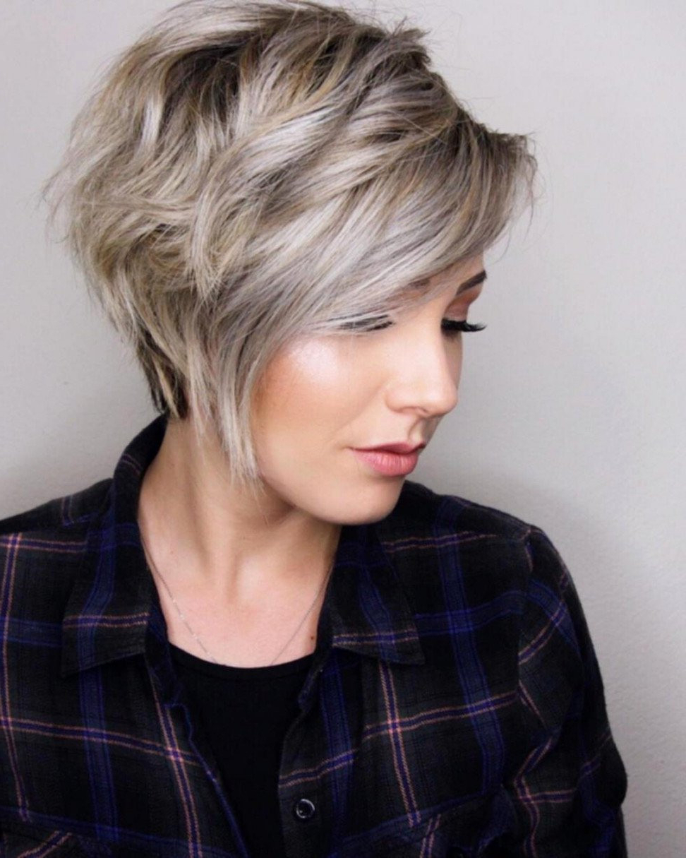 Unique Short To Medium Hairstyles For Thick Hair – Uternity With Short Medium Haircuts For Thick Hair (View 24 of 25)