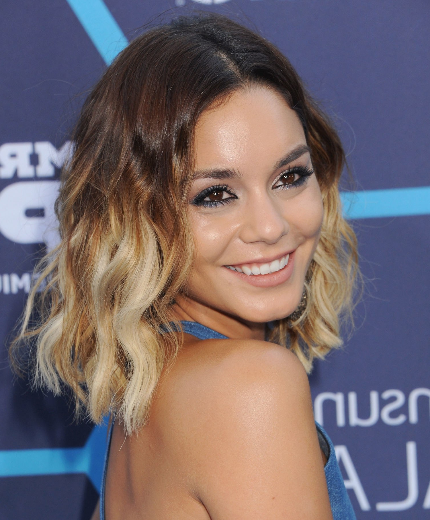 Vanessa Hudgens' Hair Has Reached Its Perfect Texture, Length, Color Within Vanessa Hudgens Short Hairstyles (View 22 of 25)