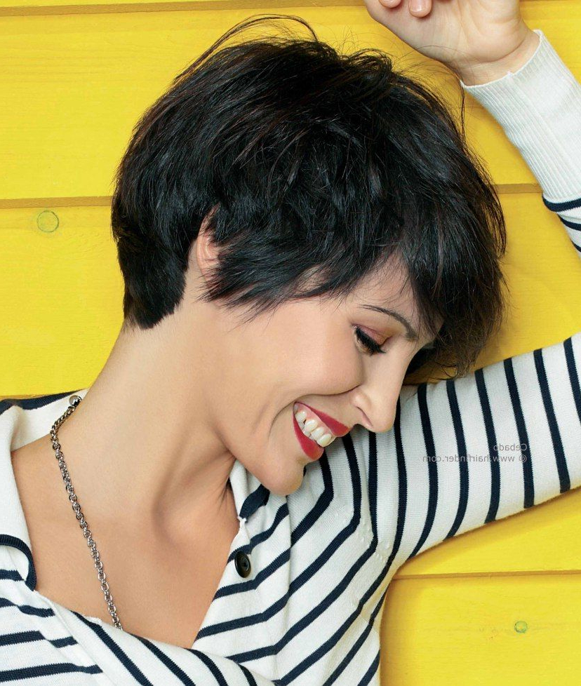 Versatile Short Haircut That Covers Half Of The Ears   Fashion And For Short Hairstyles Covering Ears (View 7 of 25)