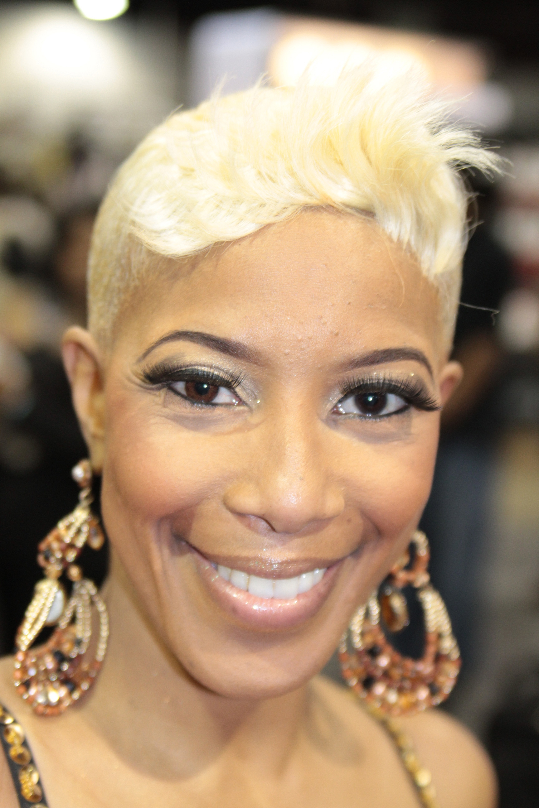 Very Short Black Haircuts Pertaining To African American Ladies Short Haircuts (View 25 of 25)