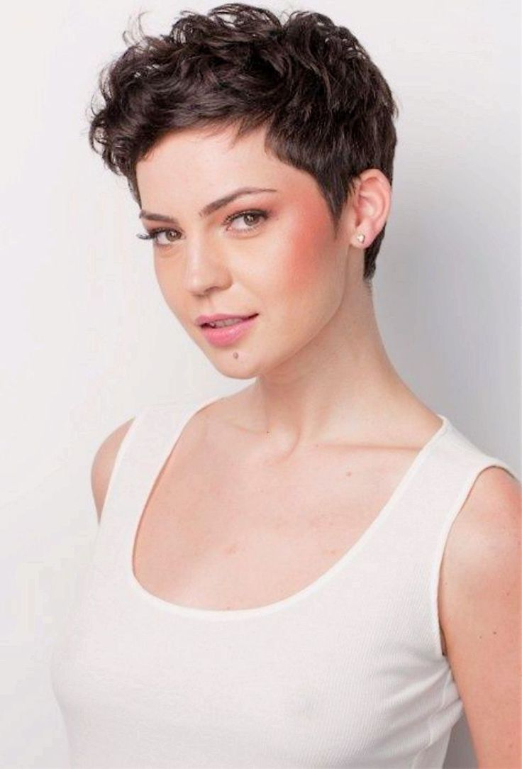 Very Short Curly Hairstyles – Leymatson Inside Short Haircuts For Very Curly Hair (View 10 of 25)