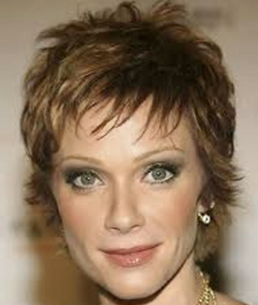 Very Short Fine Hair Cuts For Over 50S – Google Search | Haircuts In Hairstyles For The Over 50S Short (View 2 of 25)