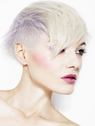 Very Short Hairstyles 2013: Short Funky Hairstyles 2013 Regarding Sleeked Down Pixie Hairstyles With Texturizing (View 18 of 25)
