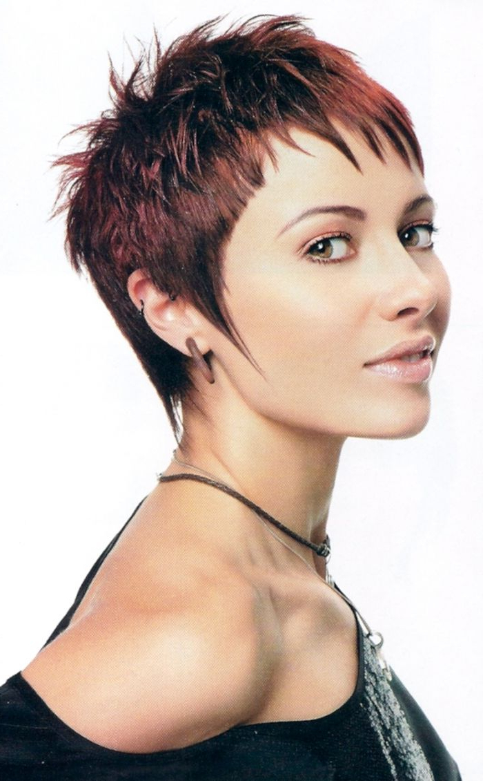Very Short Hairstyles For Women 2014 – Google Search | Hairstyles Intended For Feminine Short Haircuts (View 23 of 25)