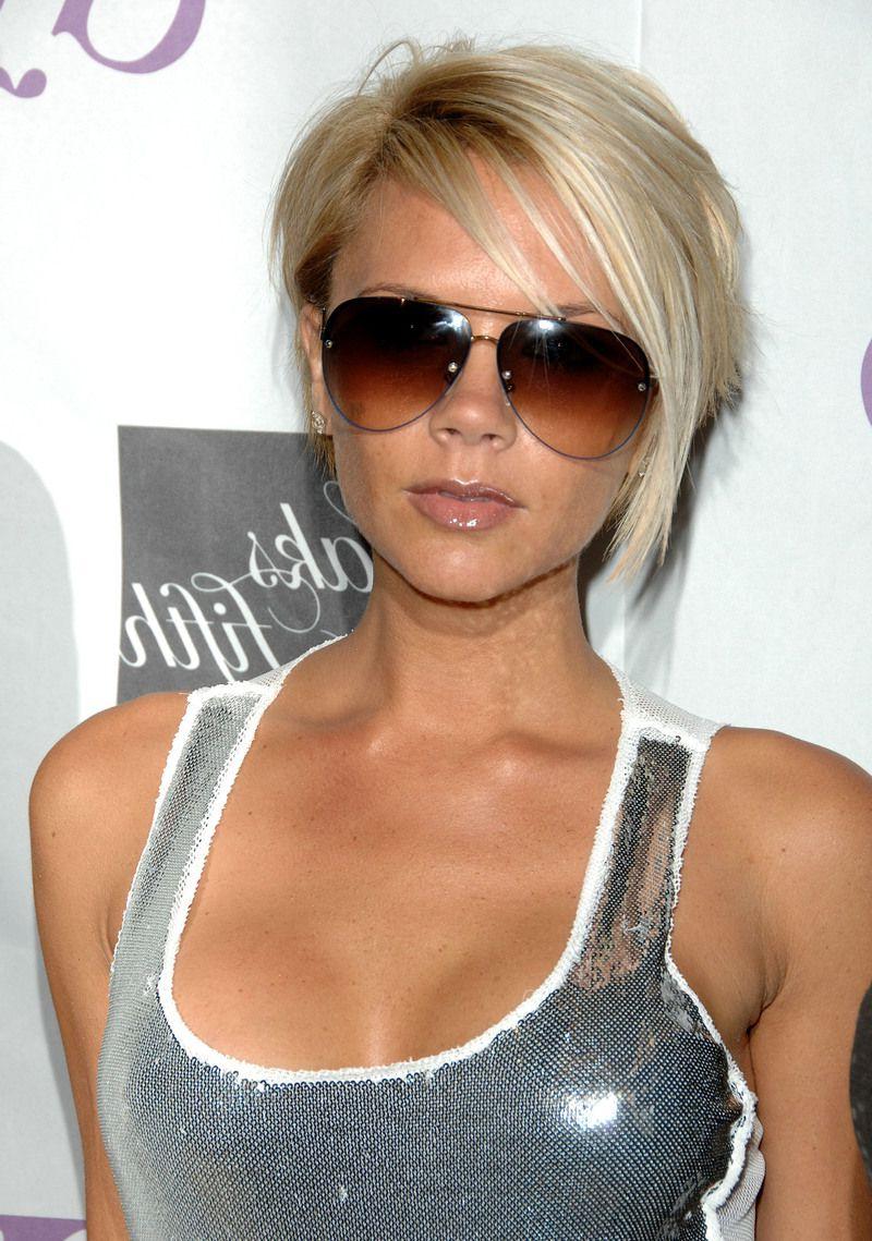 Victoria Beckham Hairstyles | Victoria+Beckham+Hairstyles Intended For Victoria Beckham Short Haircuts (View 16 of 25)
