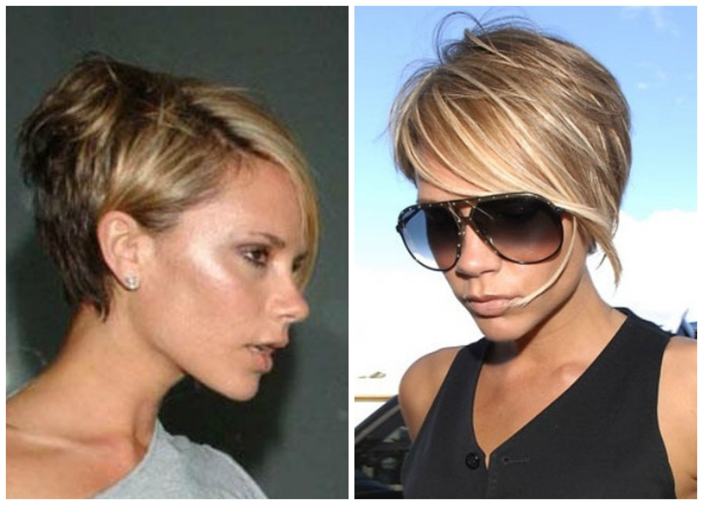 Victoria Beckham Short Hair Gallery | Victoria Beckham Short Pertaining To Victoria Beckham Short Haircuts (View 19 of 25)