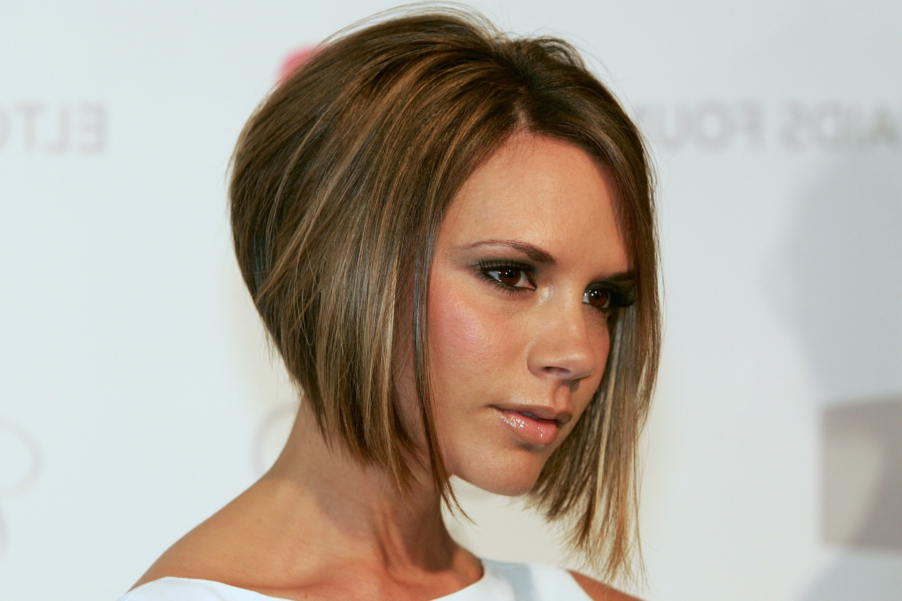 Victoria Beckham's Daughter, Harper, Got Her Mother's Famous Bob Pertaining To Victoria Beckham Short Haircuts (View 25 of 25)