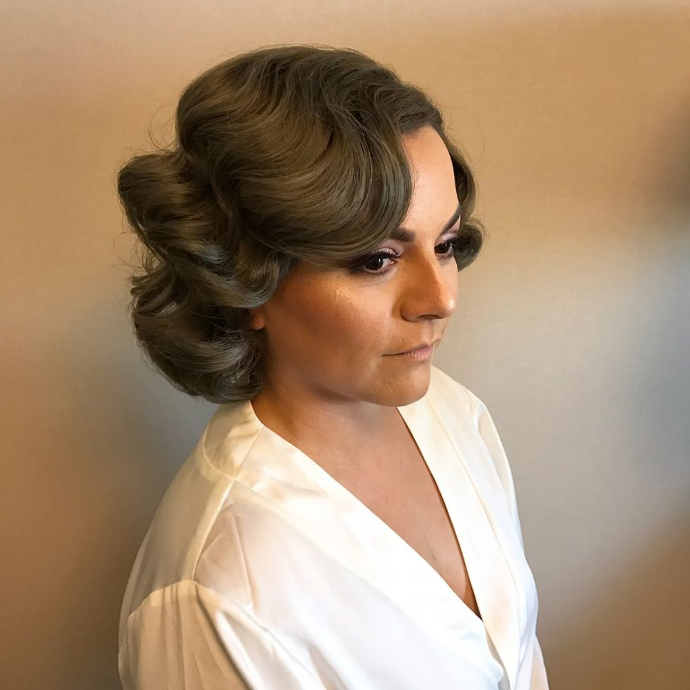 Vintage Glam: 15 Roaring 20S Hairstyles With Regard To 20S Short Hairstyles (View 12 of 25)