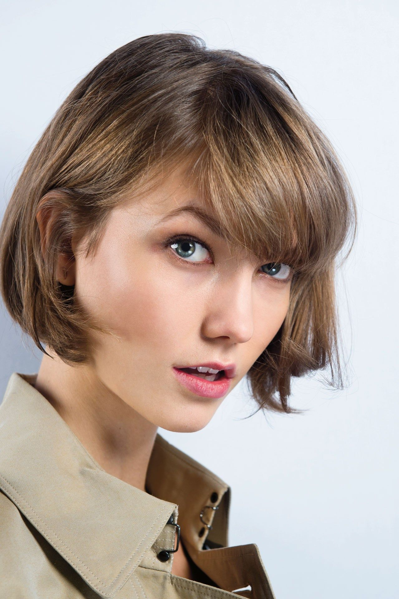 We Take Hair Cut Inspiration From Karlie Kloss (View 11 of 25)