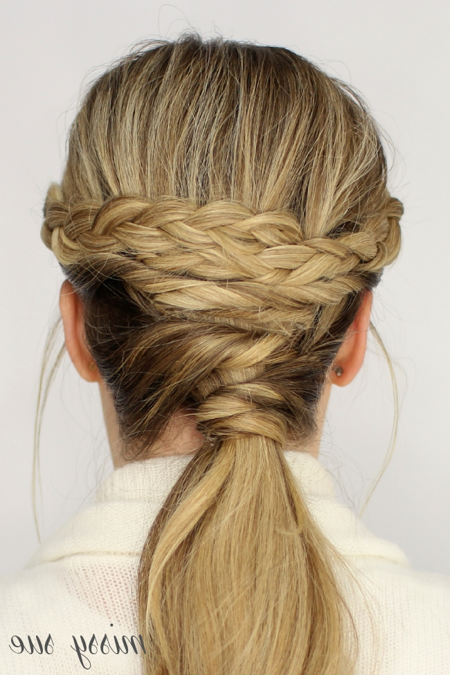Wedding Archives | Page 2 Of 3 | Missy Sue For Tangled And Twisted Ponytail Hairstyles (View 13 of 25)