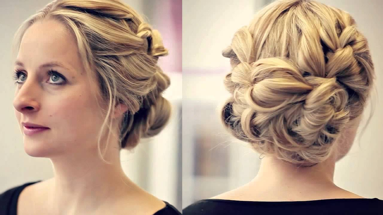 Wedding Guest Hair Up For Short Hair Salon Longfield Kent – Youtube With Regard To Hairstyles For A Wedding Guest With Short Hair (View 15 of 25)