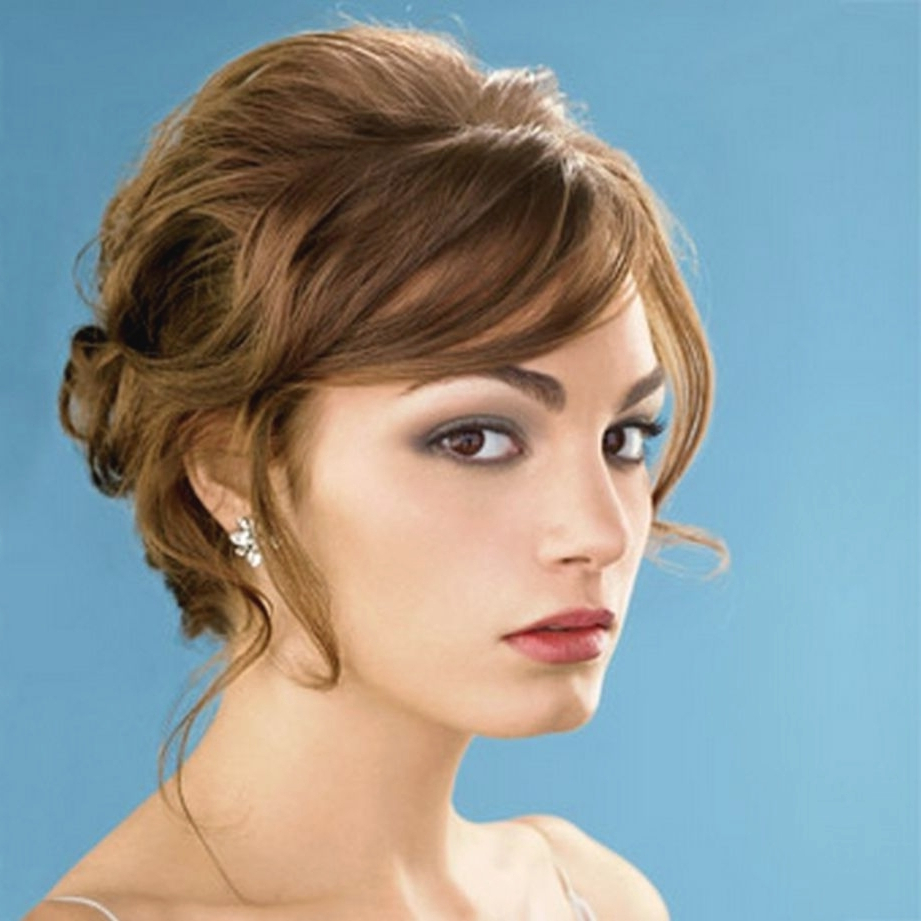 Wedding Guest Hairstyles For Bobbed Hair   Fade Haircut Inside Hairstyles For A Wedding Guest With Short Hair (View 12 of 25)