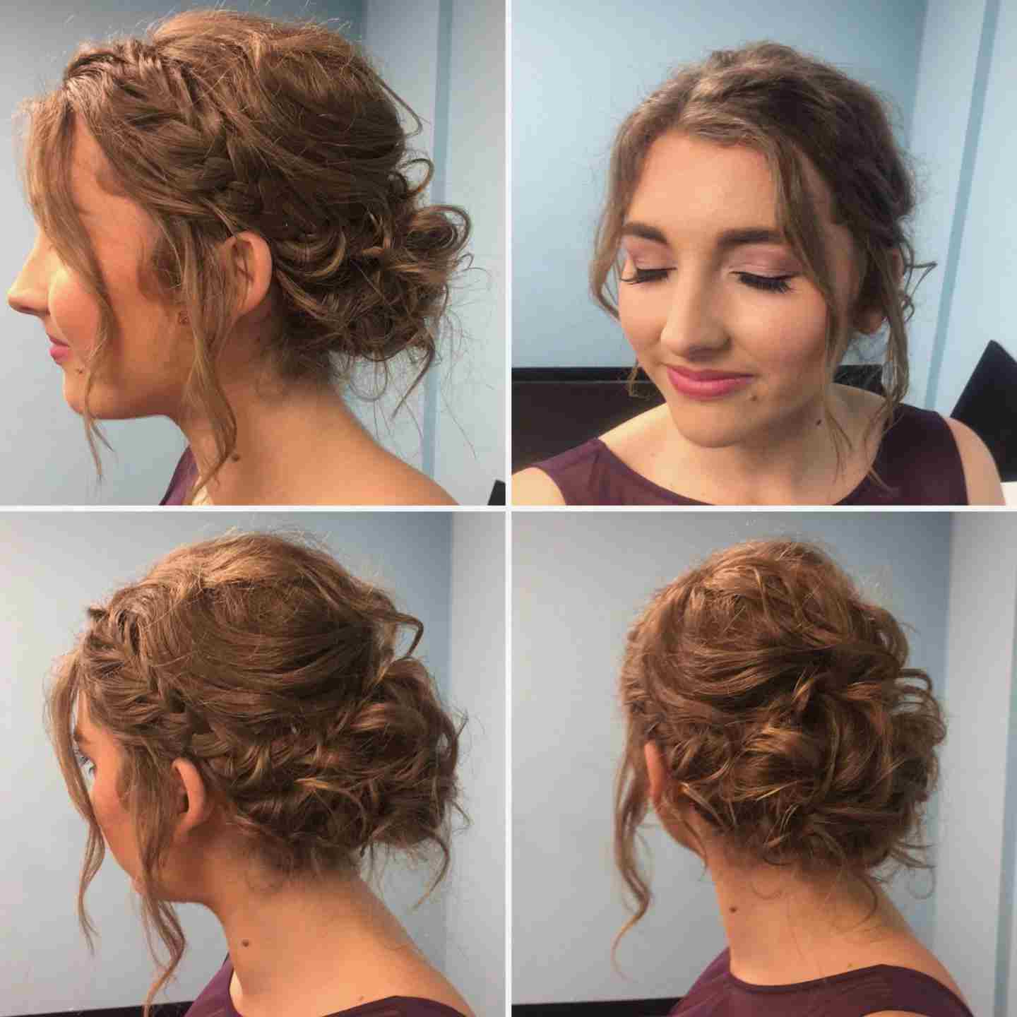 Wedding Hairstyles For Bridesmaids With Short Hair | Bright Wedding Regarding Short Hairstyles For Weddings For Bridesmaids (View 23 of 25)