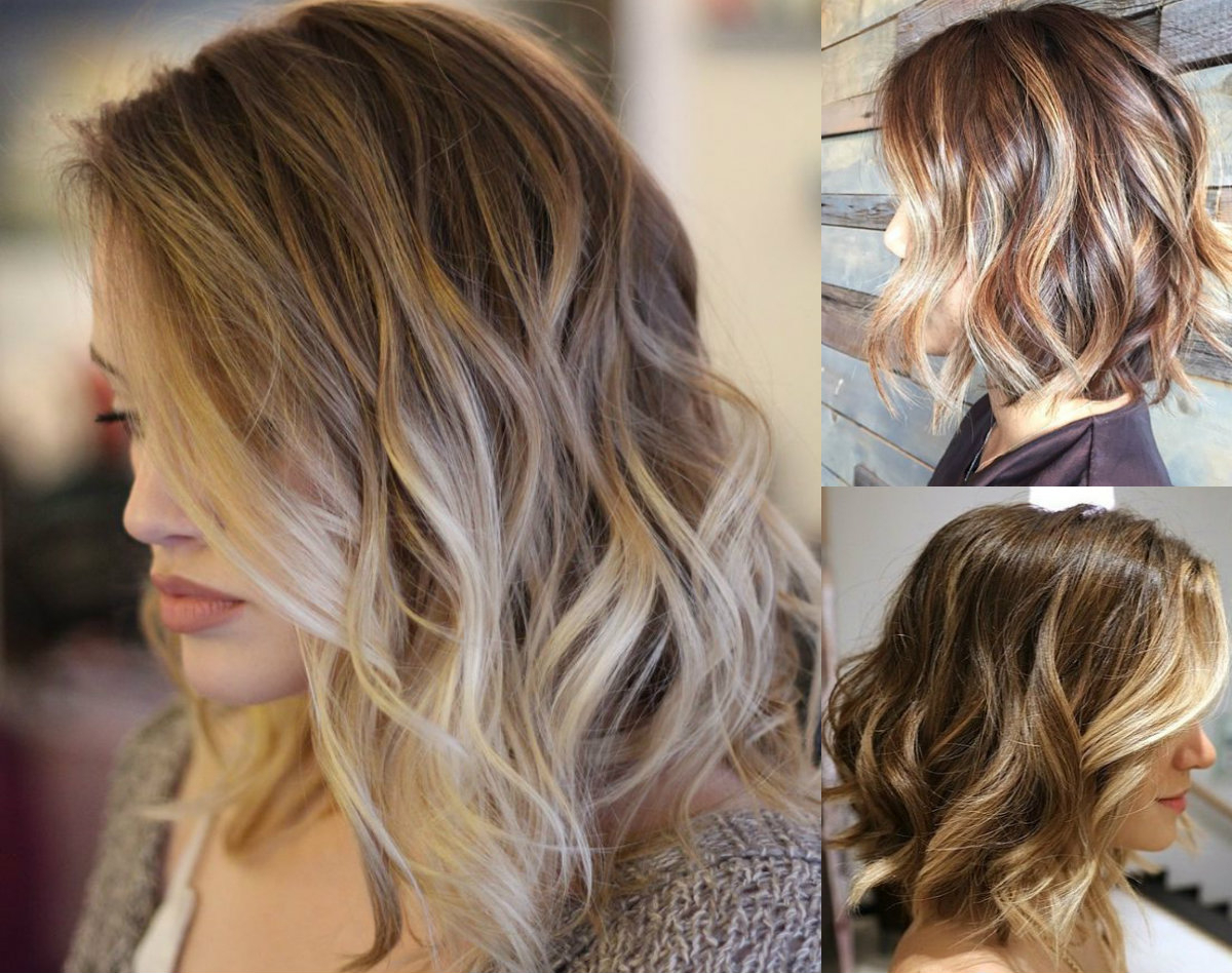 What About Short Hair Balayage?   Hairdrome Regarding Short Hairstyles With Balayage (View 4 of 25)