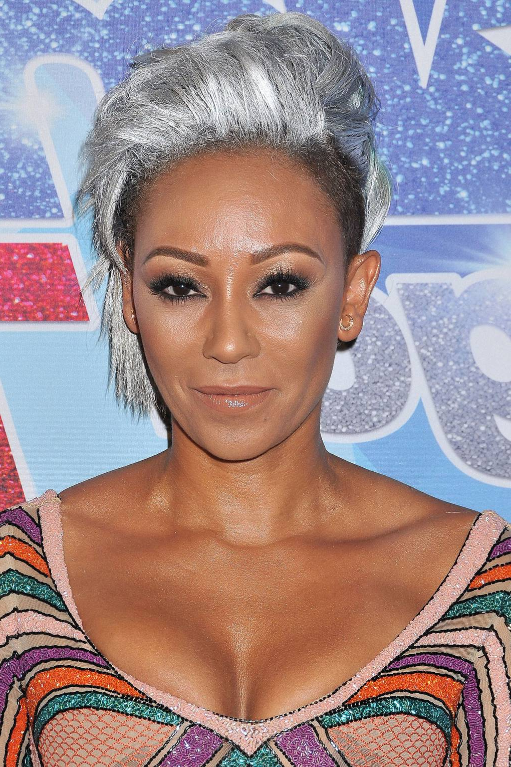 Woman Reveals Why She Let Her Hair Go Grey In Her Thirties | Glamour Uk Within Short Hairstyles For Black Women With Gray Hair (View 24 of 25)