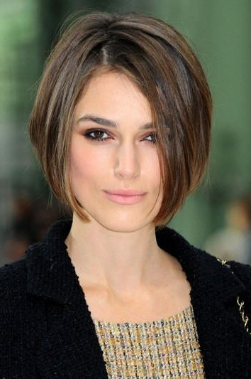 Featured Photo of Cute Shaped Crop Hairstyles