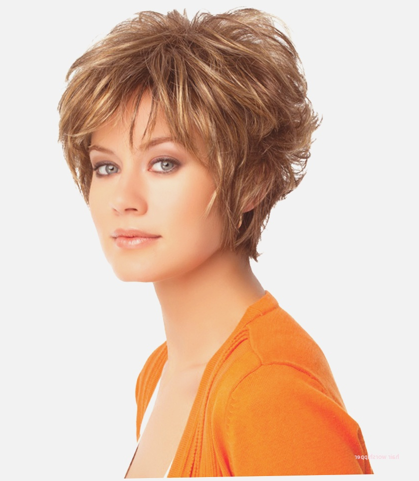 Women's Hairstyles Thick Hair Best Of Womens Short Haircuts For Regarding Short Hairstyles For Thick Hair (View 3 of 25)
