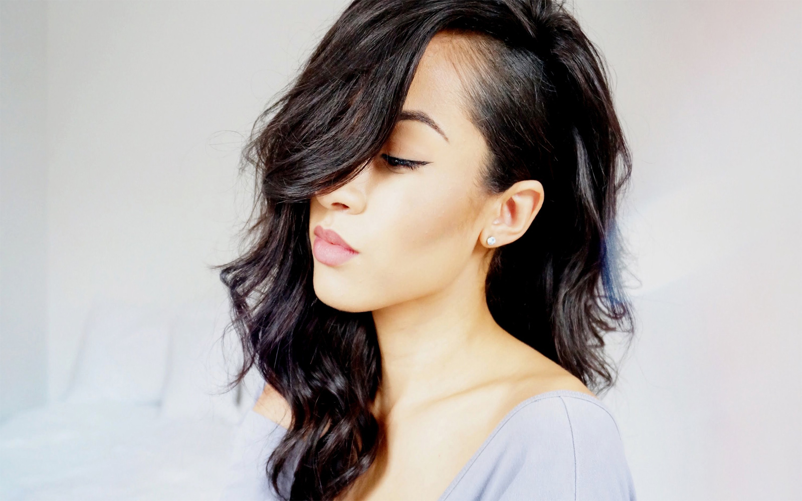 Women's Hairstyles With Shaved Sides 2018 | Images In Short Haircuts With One Side Shaved (View 25 of 25)