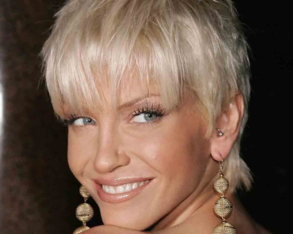 Womens Short Hairstyles For Over 40 – Hairstyle For Women & Man With Regard To Short Hairstyle For Over  (View 13 of 25)