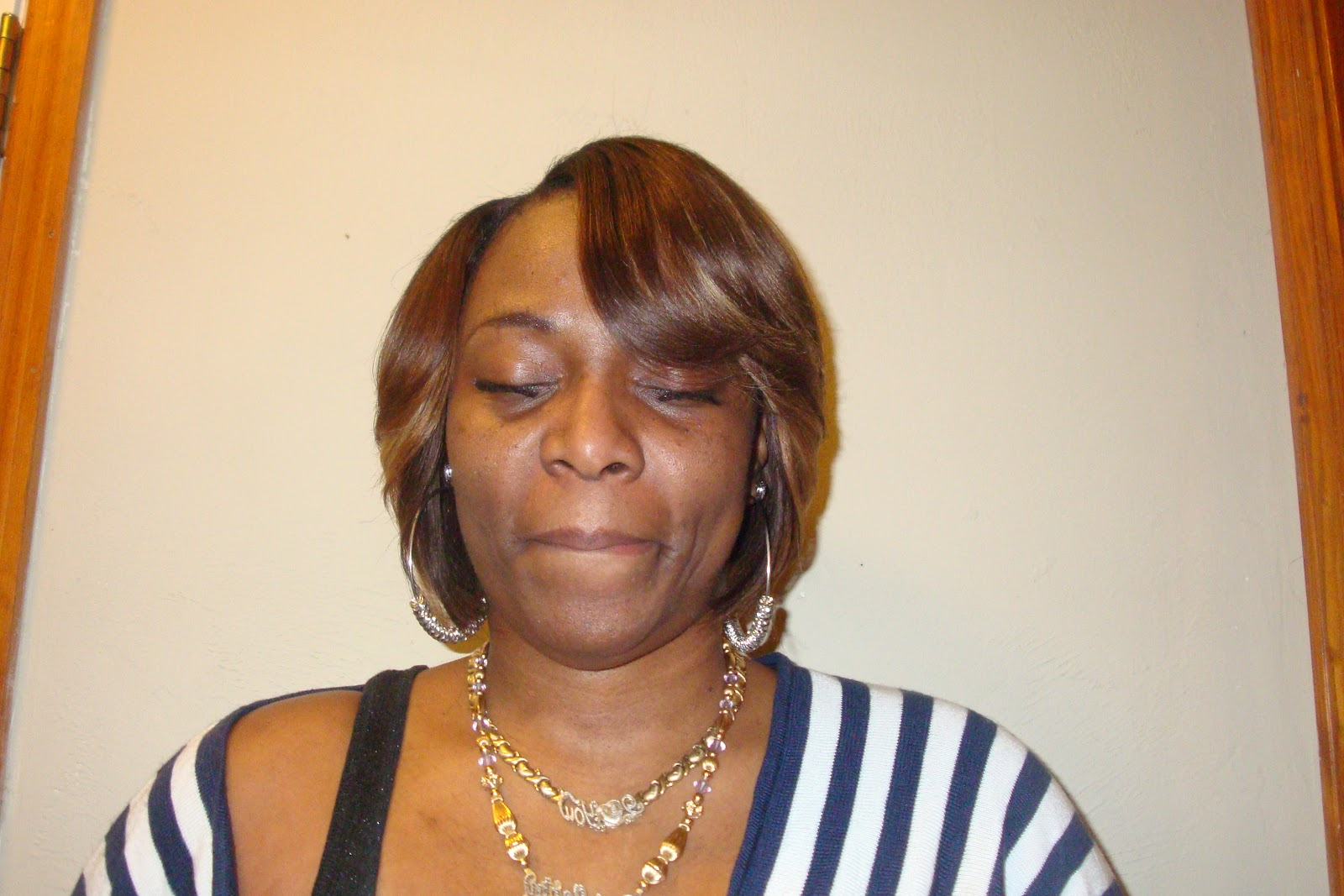 Yinka's Ultimate Hair Designs: 4/1/12 – 5/1/12 Inside Short Hairstyles With Feathered Sides (View 25 of 25)