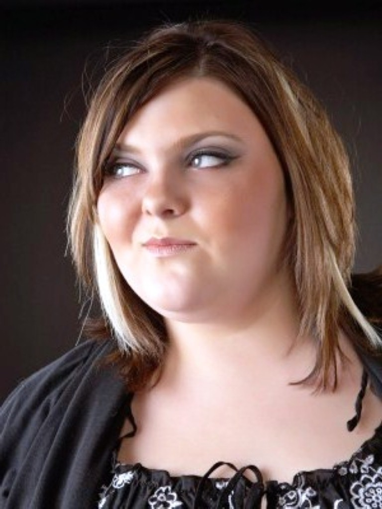 You Should Experience Plus Size Haircuts At Least Once In Your Pertaining To Short Hairstyles For Curvy Women (View 15 of 25)