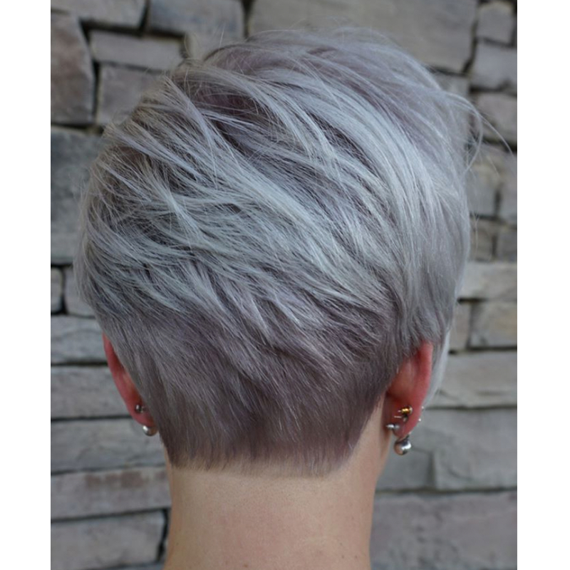 Your Complete Guide To Cutting & Styling Pixies – Behindthechair Intended For High Shine Sleek Silver Pixie Bob Haircuts (View 21 of 25)