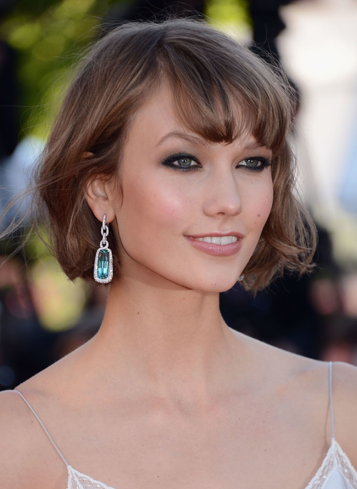 Zoom In On The Best Accessories At Cannes   Hair   Pinterest   Hair In Karlie Kloss Short Haircuts (View 8 of 25)
