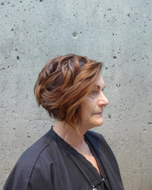 10 Best Hairstyles For Older Women Over 50 Pertaining To Bouncy Bob Hairstyles For Women 50+ (View 18 of 25)