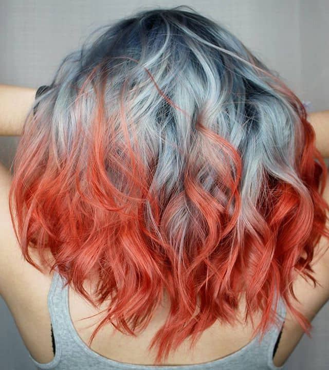 10 Bold Burnt Orange Hair Colors For Adventurous Women Within Burnt Orange Bob Hairstyles With Highlights (View 13 of 25)