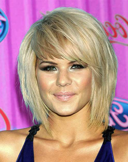 10 Short Haircuts For Straight Thick Hair | Short Hairstyles 2018 Within Short Layered Hairstyles For Thick Hair (View 25 of 25)