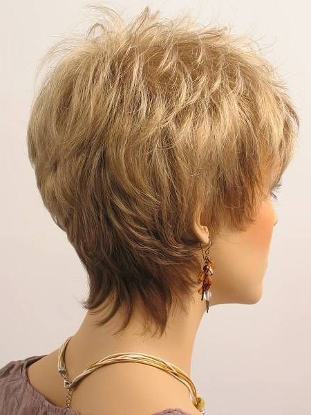 10 Short Hairstyles For Women Over 50 | Hair Styles Favorite With Short Wispy Hairstyles For Fine Locks (View 11 of 25)