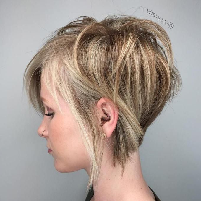 100 Mind-Blowing Short Hairstyles For Fine Hair In 2018 | Hair inside Short Wispy Hairstyles For Fine Locks