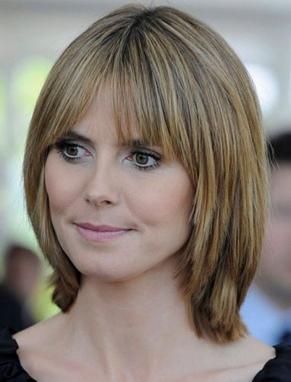 111 Best Layered Haircuts For All Hair Types [2019 | Layered With Layered Bob Hairstyles For Fine Hair (View 9 of 25)