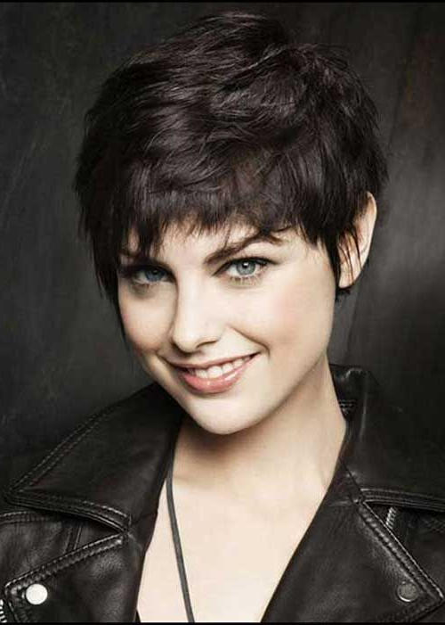 15 Best Choppy Pixie Cut | Pixie Cut 2015 | Hair In 2018 | Pinterest For Black Choppy Pixie Hairstyles With Red Bangs (View 25 of 25)