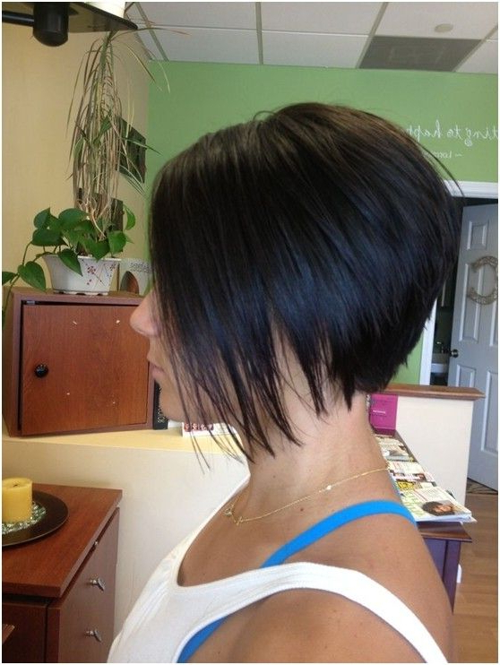 15 Trendy Stacked Bob Haircut Looks – Pretty Designs Pertaining To Sassy And Stacked Hairstyles (View 15 of 25)