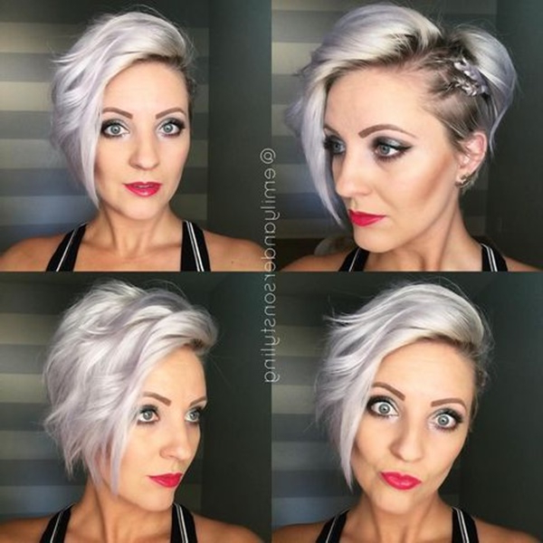 155 Trending Pixie Hairstyles For Women – Reachel Within Pixie Bob Hairstyles With Nape Undercut (View 23 of 25)
