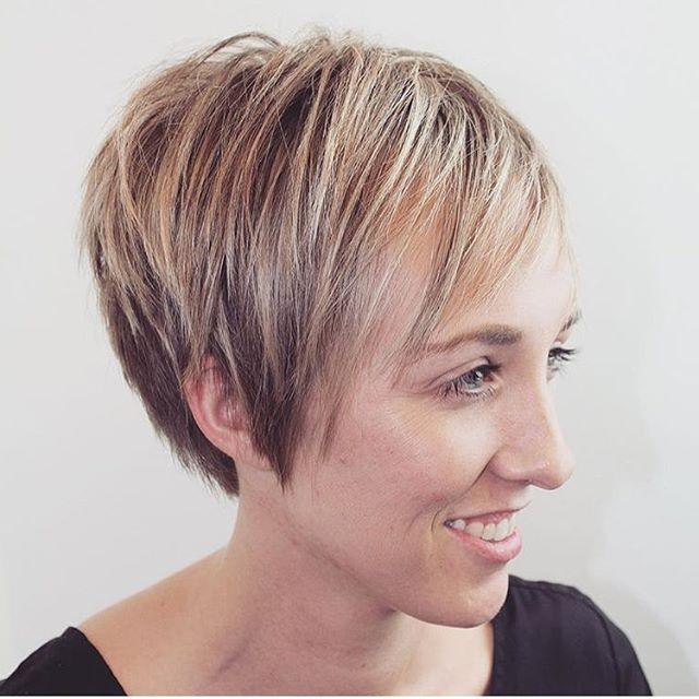 16 Edgy And Pretty Pixie Haircuts For Women – Pretty Designs Pertaining To Silver Pixie Hairstyles For Fine Hair (View 2 of 25)