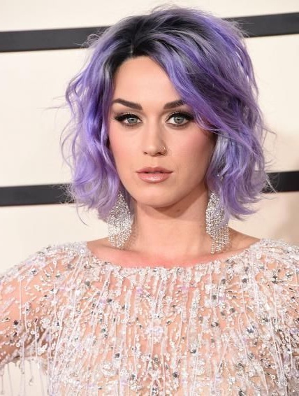 17 Stylish Hair Color Designs: Purple Hair Ideas To Try! – Popular Inside Lavender Hairstyles For Women Over (View 17 of 25)