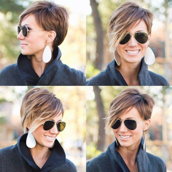 20 Appealing Short & Long Fringe Hairstyle For A Glowing Beauty In Asymmetrical Pixie Bob Hairstyles (View 12 of 25)