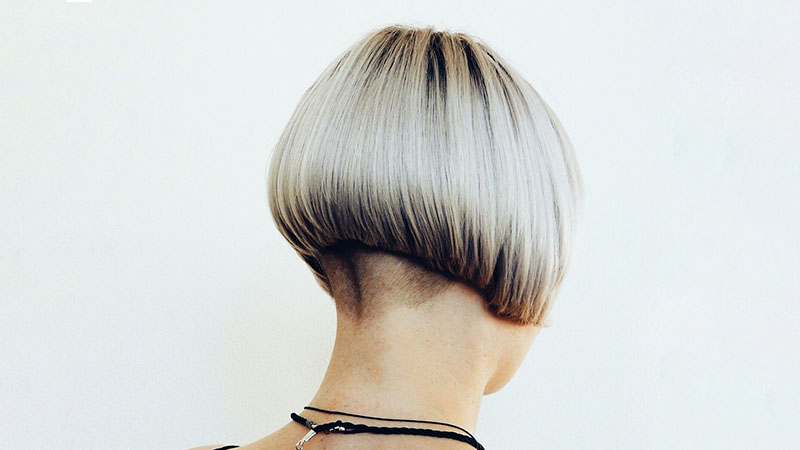 20 Best Inverted Bob Haircuts For Women – The Trend Spotter Intended For Rounded Bob Hairstyles With Stacked Nape (View 3 of 25)