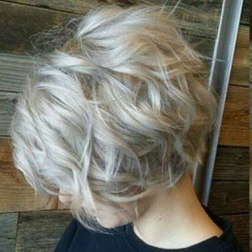 20 Best Short Wavy Bob Hairstyles | Bob Hairstyles 2015 – Short Throughout Short Wavy Inverted Bob Hairstyles (View 4 of 25)