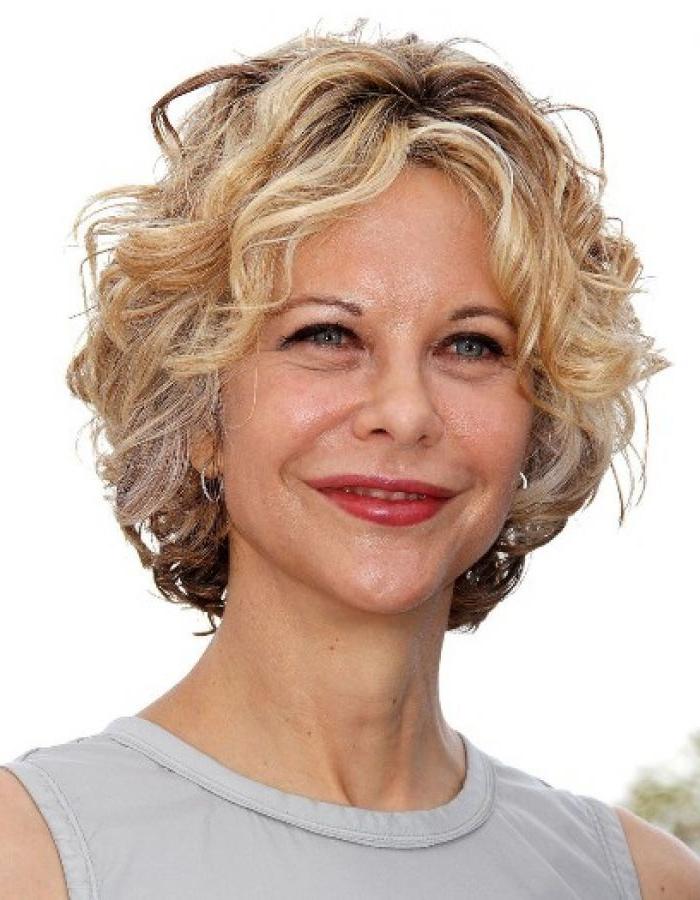20 Hairstyles For Older Women | Hairstyles | Pinterest | Short Hair Intended For Pure Blonde Shorter Hairstyles For Older Women (View 2 of 25)