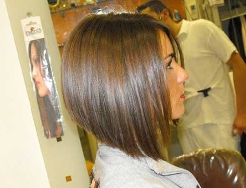 20 New Brown Bob Hairstyles | Short Hairstyles 2018 – 2019 | Most Intended For Brown And Blonde Graduated Bob Hairstyles (View 4 of 25)