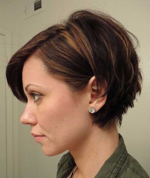 20+ Short Choppy Haircuts | Short Hairstyles 2018 – 2019 | Most Pertaining To Short Choppy Hairstyles For Thick Hair (View 8 of 25)