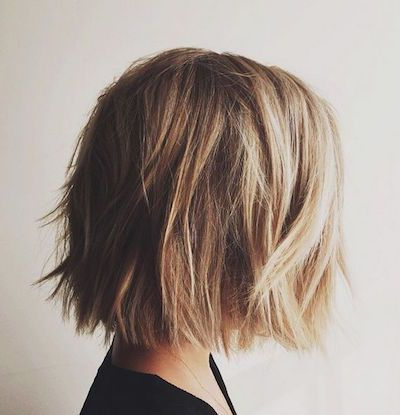 20 Super Easy Layered Cuts For Short Hair | Beautiful Hair Intended For Short Ruffled Hairstyles With Blonde Highlights (View 6 of 25)
