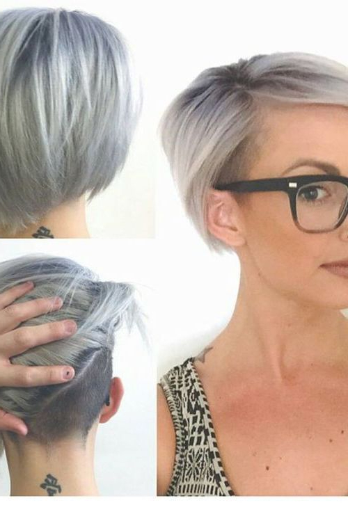 21 Adorable Asymmetrical Bob Hairstyles For 2016 | Gorgeous Hair Regarding Short Asymmetrical Bob Hairstyles (View 2 of 25)